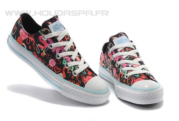 chaussure converse femme base