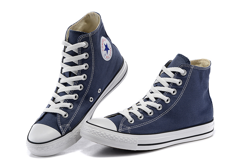 all star converse homme bleu marine