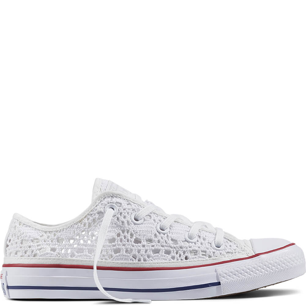 converse femme basses blanches