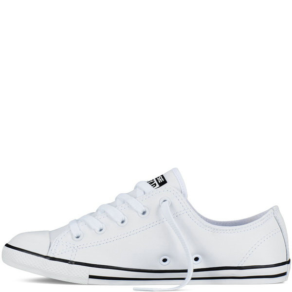 converse all star basse blanche femme