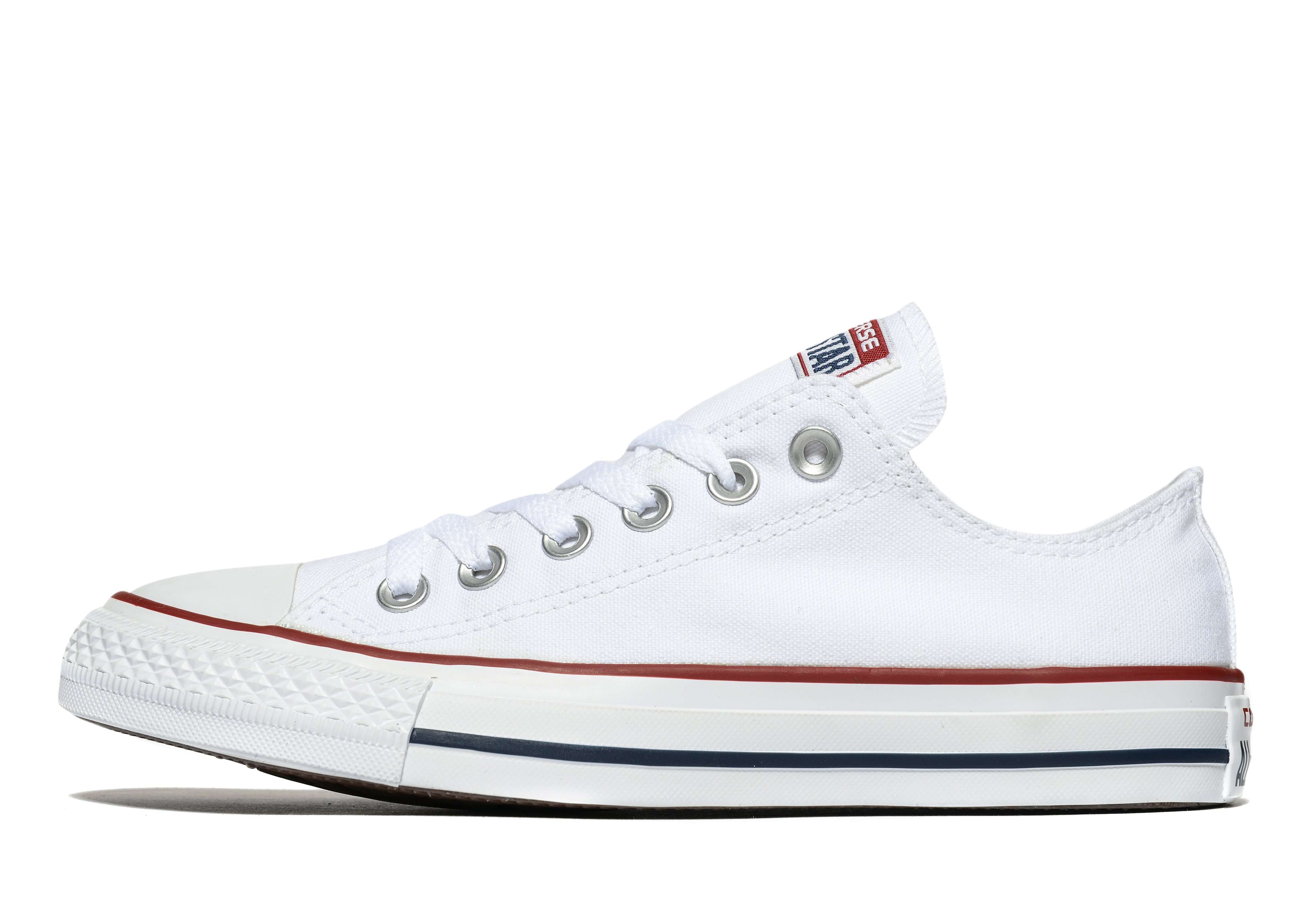 converse basse blanche femme taille 40