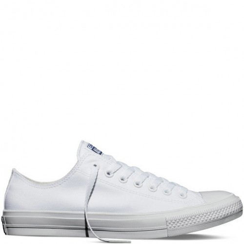 converse blanche bassefemme cuir