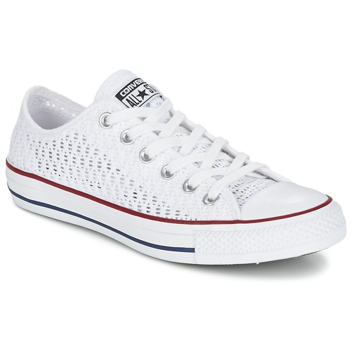 solde converse all star blanche
