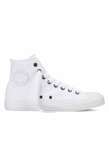 converse femmes blanches