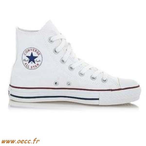 converse blanche femle