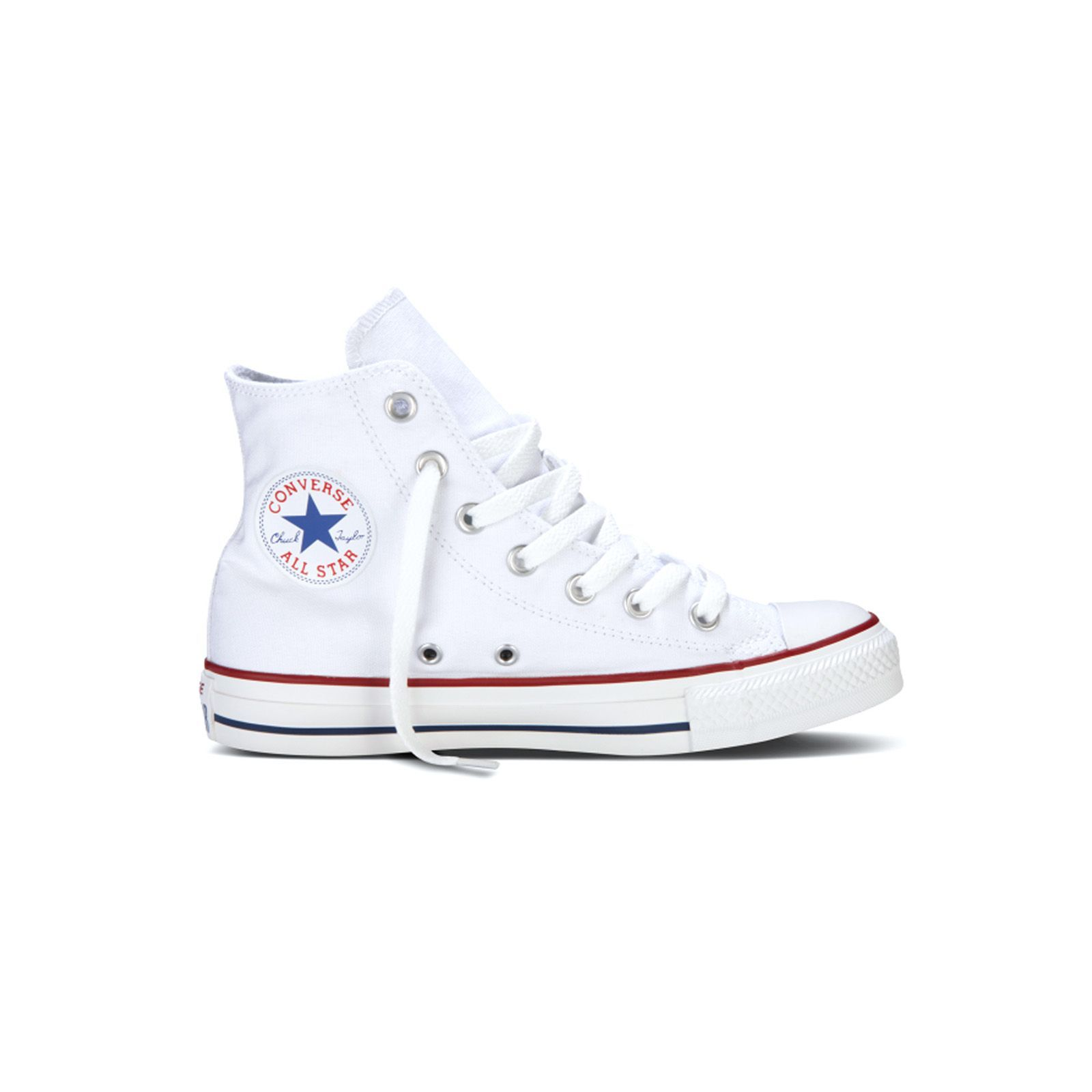converse fille blanche 35