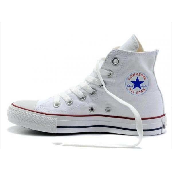 all star converse femme blanche