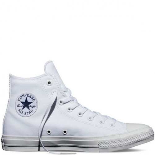 converse classic hautes blanches femme