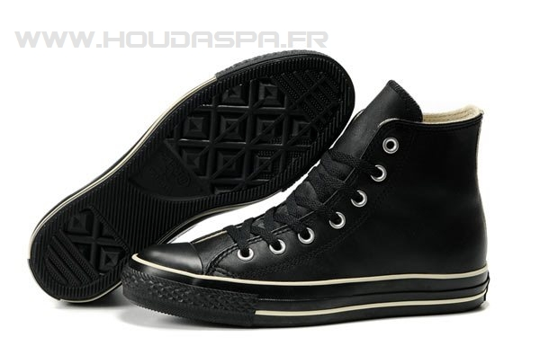 all star converse homme noir